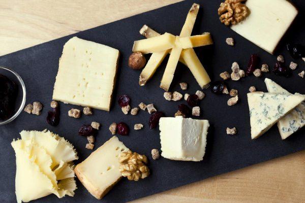 Assiette de fromage - Lassuderie Traiteur