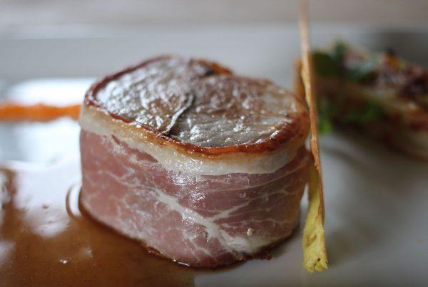Mignon de porc - Lassuderie Traiteur