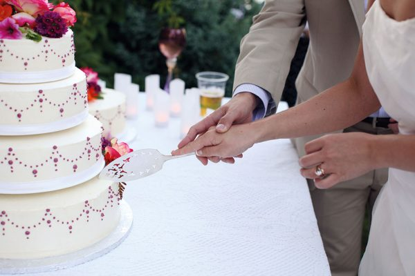 Wedding Cake - Lassuderie Traiteur